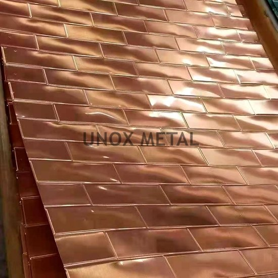 Color Stainless Steel Sheets