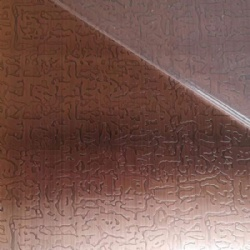 Brass Copper Color Decoration Stainless Steel Sheets
