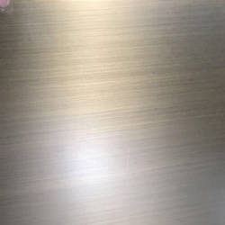 Antique Bronze Hairline Stainless Steel Sheets