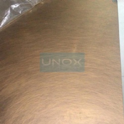 Brass Color Hairline Stainless Steel Sheets