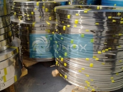 Precision Stainless Steel Strips and Tape