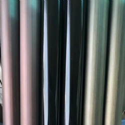 AF Color Coated Stainless Steel Pipe Tube PVD Mirror Finish