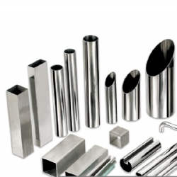 Stainless Steel Welded Pipe-Embossed Stainless Steel Pipe