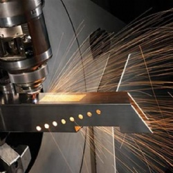 3D Laser Tube Cutting