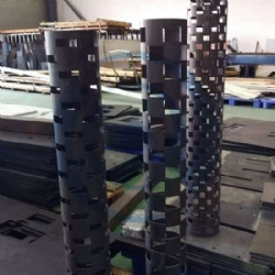 3D Laser Tube Cutting Process