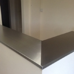 Stainless Steel Metal Fabrication Conner