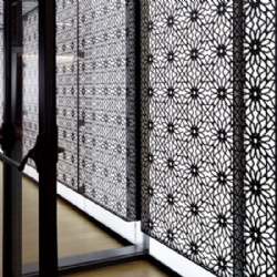 Decorative Aluminum Screen Pattern Panels