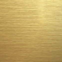 Ti Gold Brush Finish Stainless Steel Sheet