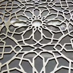 Pattern Decorative Metal Screen Panels