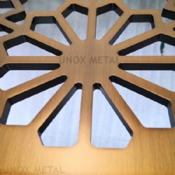 Decorative Architectural Metal Screen Panels
